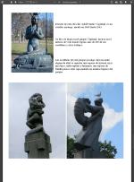 página 9 de 15 extrañas estatuas