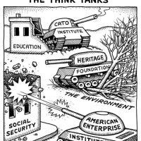 Tanques de Pensamiento (Think Tanks) - La Batalla por el Control de Nuestra Mente