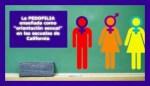 La Pedofilia enseñada como «orientación sexual» en las escuelas de California