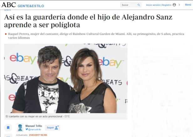ABC-GUARDERIA HIJO ALEJANDRO SANZ
