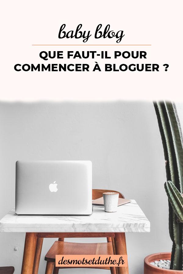 Commencer à bloguer : de quoi as-tu besoin pour créer un blog ?