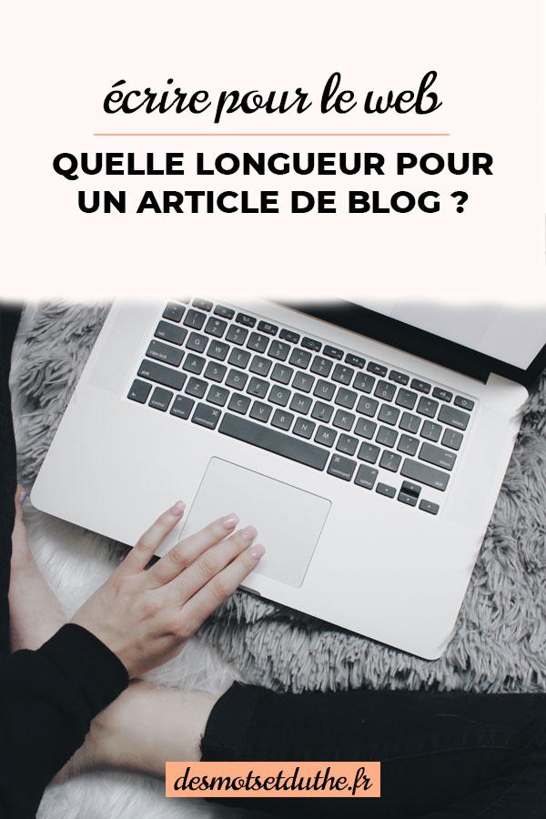Quelle est la longueur idéale pour un article de blog ? Je te donne mes conseils de pro !