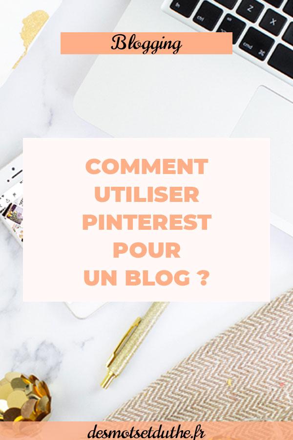 Comment utiliser Pinterest pour un blog ? Découvre mes conseils et comment Pinterest m'a aidée à développer mon trafic.