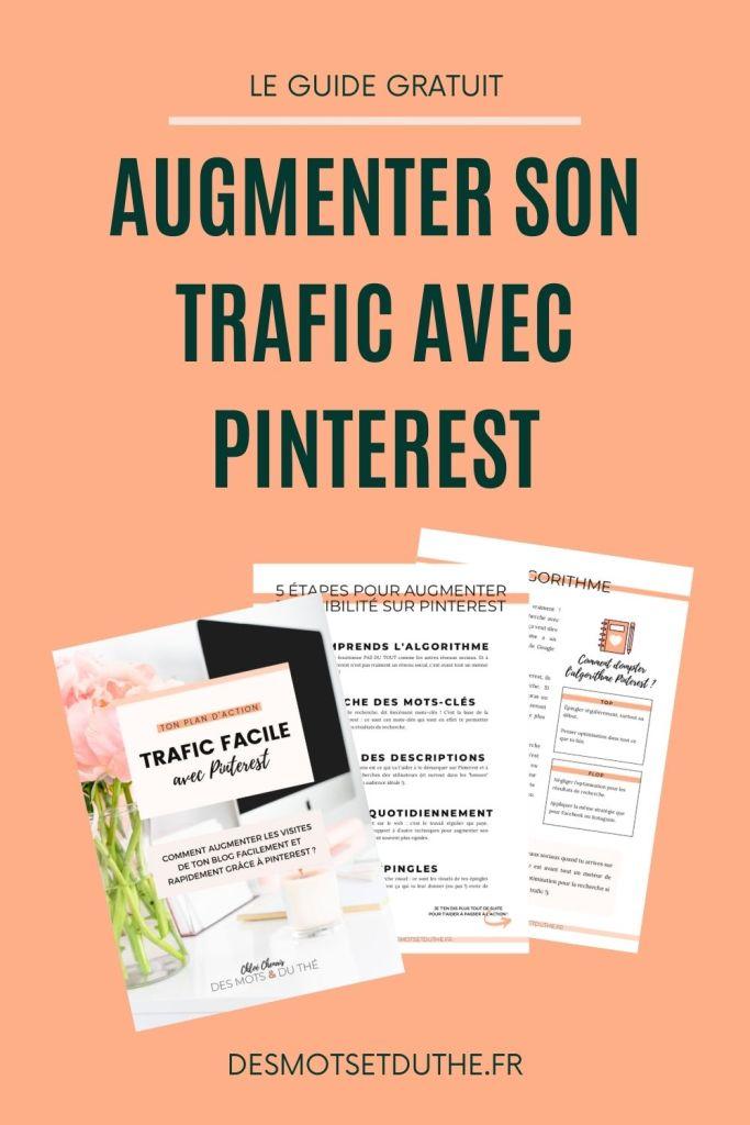 Comment augmenter son trafic avec Pinterest ?