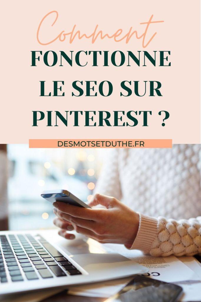 SEO Pinterest : comment ça fonctionne ?