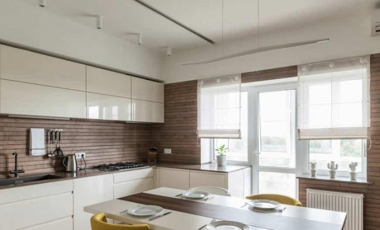 кухни современные дизайн и интерьер 5