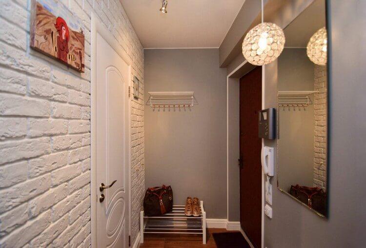 дизайн коридора в квартире фото 2019 современные идеи 1