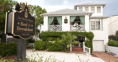 Desoto Beach Bed And Breakfast Tybee Island Bed And