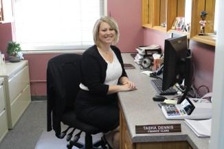Tasha Dennis- Finance Clerk