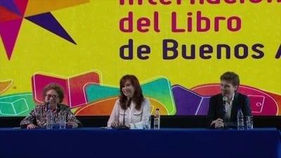 5cd4d37661dbf 400x225 - Los libros políticos salvaron las ventas y apuntalaron la convocatoria en la Feria del Libro - Télam