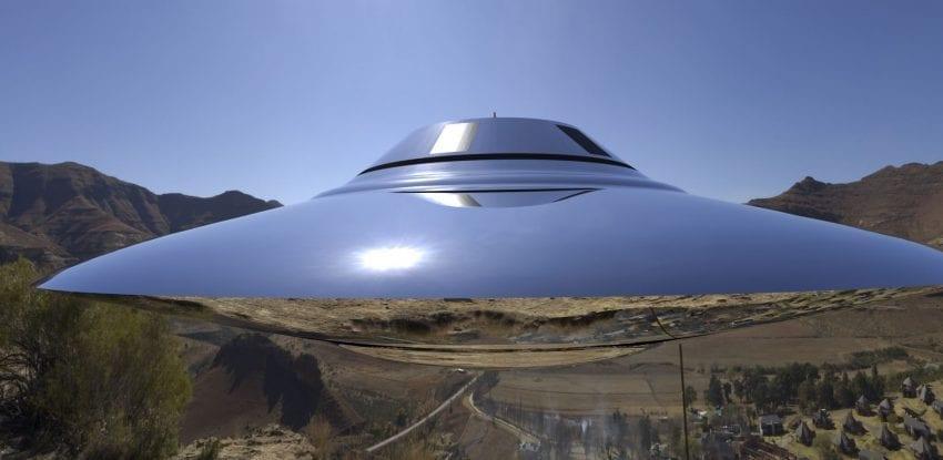 3D model of the Bob Lazar sport model UFO
