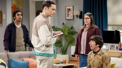 "5cf2a22280a84 400x225 - Tras 12 temporadas, este sábado termina ""The Big Bang Theory"" - Télam"