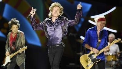 5d0a20ff38d46 400x225 - Los Rolling Stones reanudan su gira en luego de la operación de corazón a Mick Jagger - Télam