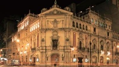 5d0a870e4f562 400x225 - Arrancaron en el Teatro Cervantes las funciones accesibles - Télam