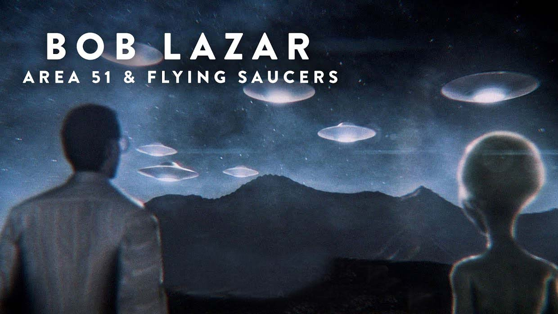Bob Lazar Area 51 & Flying Saucers NETFLIX