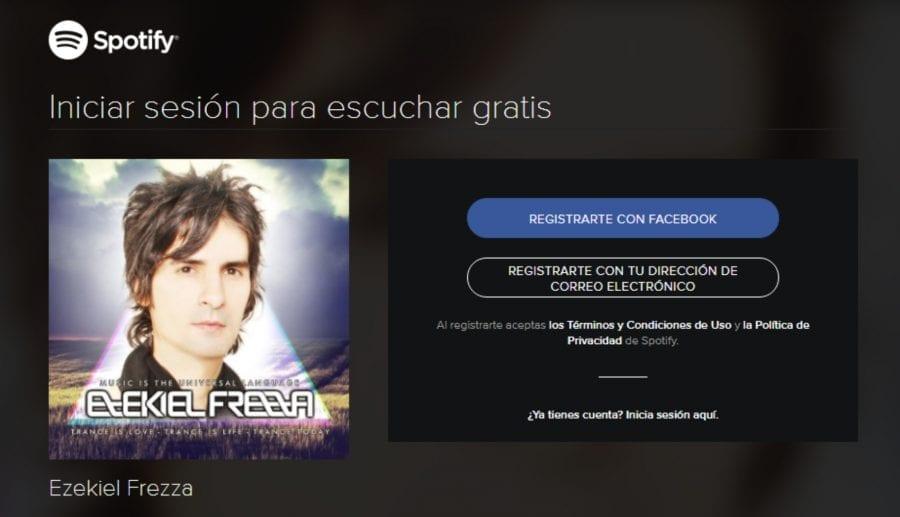 TRANCE MUSIC EZEKIEL FREZZA