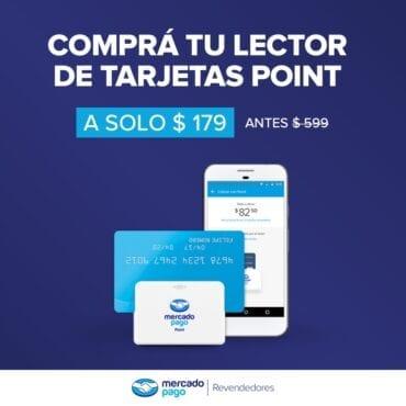 INCREÍBLE DESCUENTO Point Mercado Pago