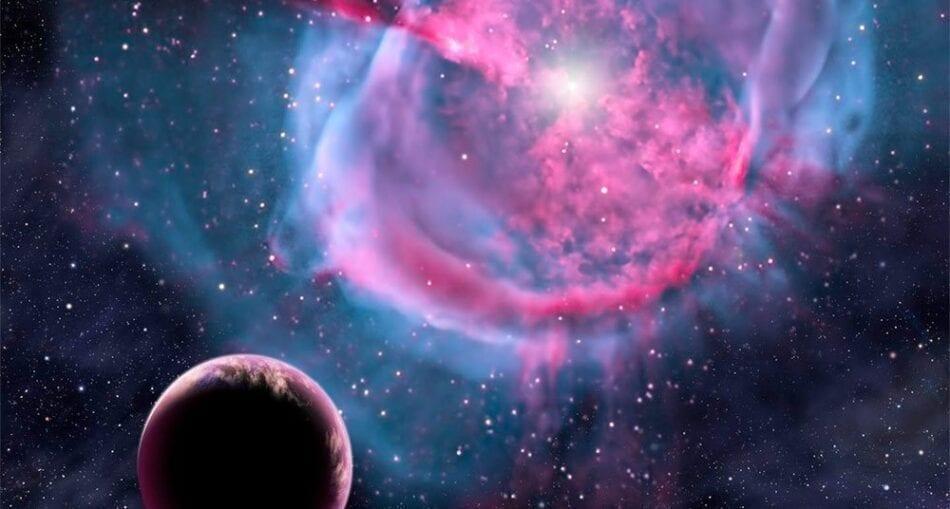 Una nueva vista de nuestro planeta de origen podria ayudar a identificar signos de vida en sistemas solares distantes.