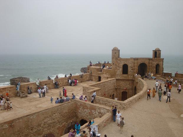 Passeio no Marrocos - Essaouira