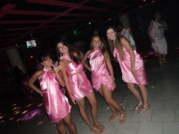 Corfu Grécia Festa da Toga