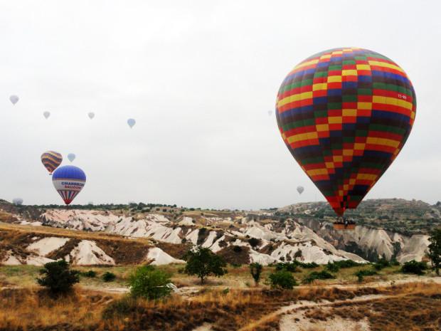 Göreme Capadócia Turquia