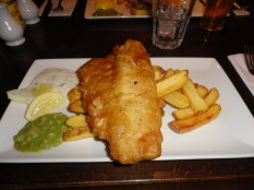 Londres - Fish & Chips