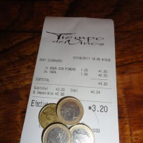 A conta! Tiempo de Vinos - Salamanca