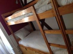 cama albergue