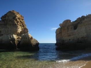 Praia San Rafael - Albufeira