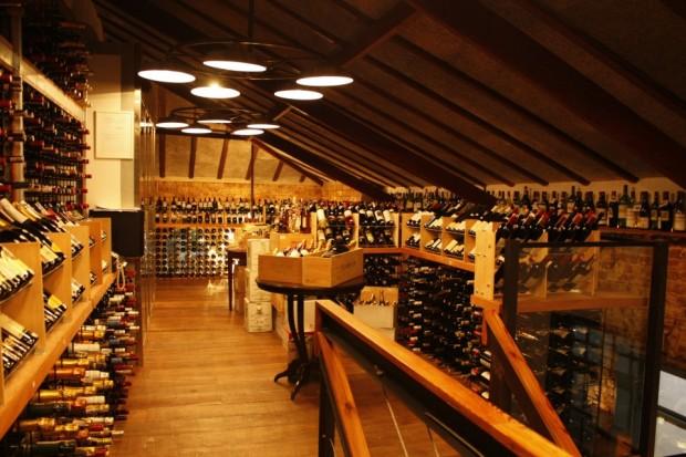 Adega Vinhos Casa Carandaí