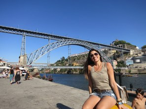 Zona da Ribeira Porto