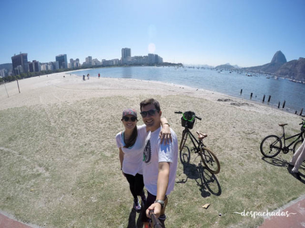 Tour de Bicicleta pelo Rio de Janeiro