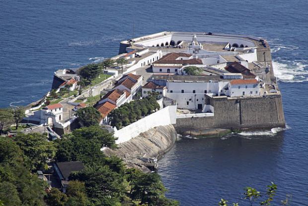 Fortaleza de Santa Cruz Niterói