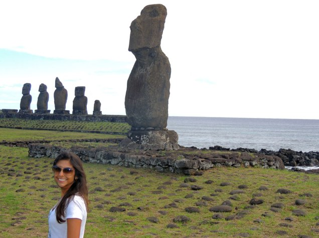 ilha de páscoa no Chile