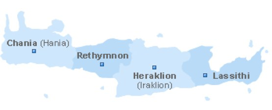Creta Grécia