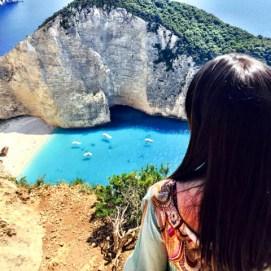 Navagio Beach Zakynthos Grécia