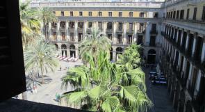 Party hostel divertido barcelona plaça reial
