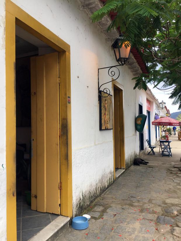 O que fazer em Paraty: Atelier Aecio Sarti centro histórico