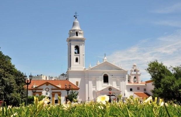 Basílica Nuestra Señora del Pilar Arquitetura Buenos AIres