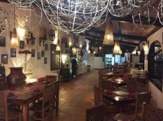 Onde comer em Jericoacoara: Restaurante Leonardo da Vince em Jericoacoara
