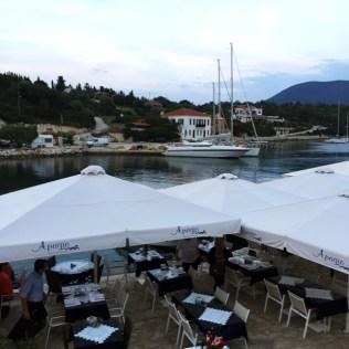 restaurantes na Kefalônia. Onde comer na Ilha de Kefalôni, em Argostoli e Fiskardo