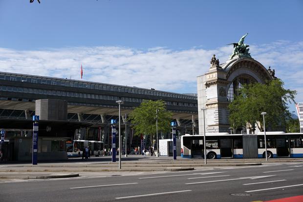 O que fazer em Lucerna, Suiça. Estação Central