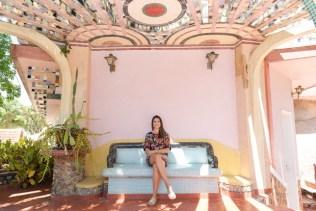 Ensaio fotográfico em Paquetá com Lu Mattos