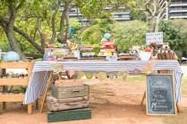Festa de Aniversário Tema Volta Ao Mundo Picnic na Lagoa Rodrigo de Freitas
