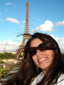 Minha primeira vez em Paris, em 2008