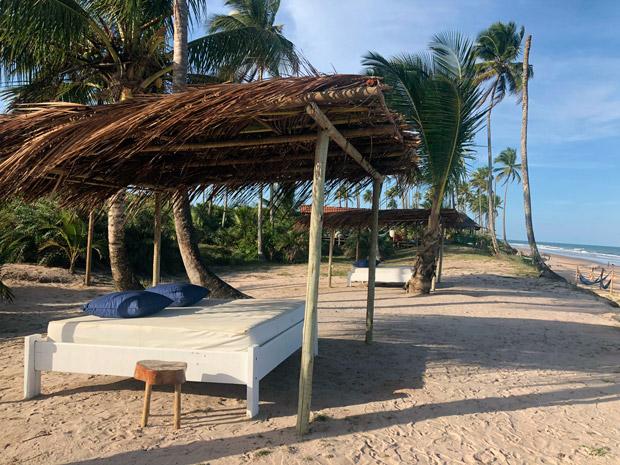 onde se hospedar em Península de Maraú: Lá em Casa e Pousada Casa da Bia