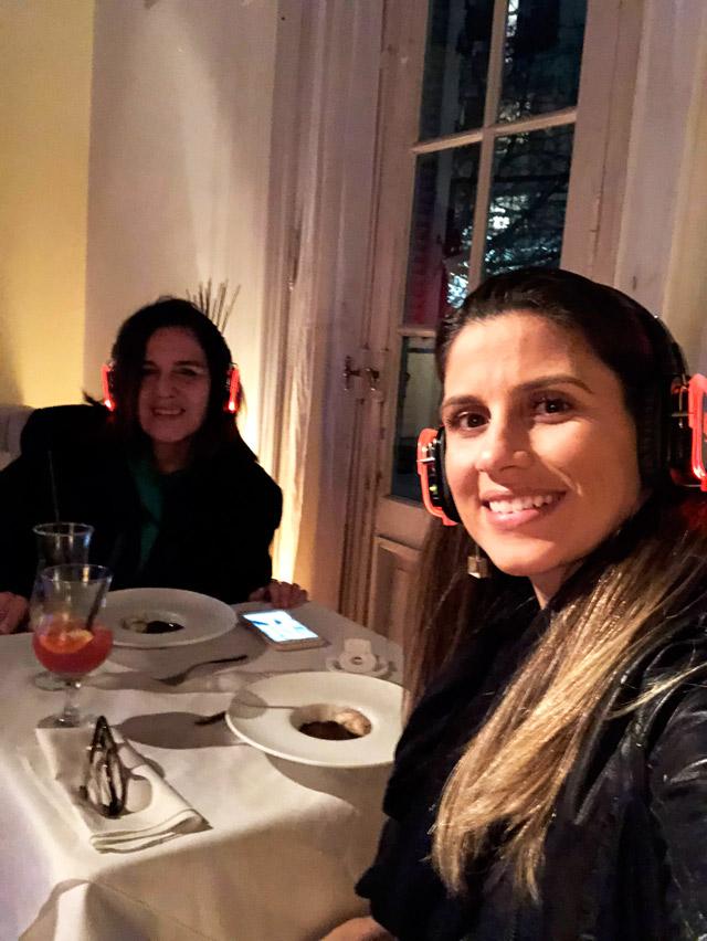 restaurante a puertas cerradas em Buenos Aires