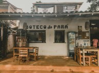 Restaurante em Caraíva Boteco do Pará em Caraíva