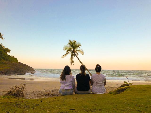 Praia do Costa em Itacaré