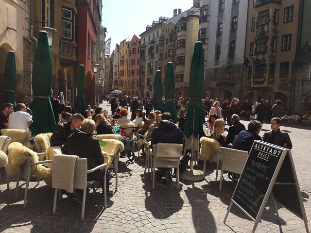 onde comer em innsbruck: altstadtbeisl